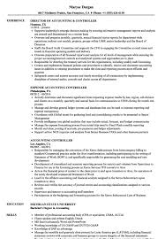 Aircraft Production Controller Resume With Accounting Sample Samples Velvet Jobs Example