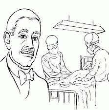 Stylish As Well Gorgeous George Washington Carver Coloring Page With