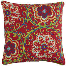 Pier 1 Outdoor Cushions Canada by Piper Red Pillow Pier 1 Imports