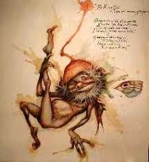 Fairy Call By Brian Froud