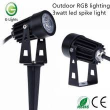 China Manufacturer Supply of Led Garden Spike Light Led Spike
