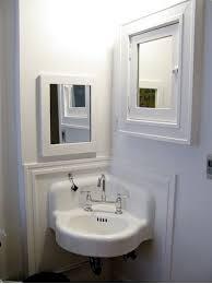 Small Bathroom Corner Sink Ideas by Corner Sink Bathroom Simple Home Design Ideas Academiaeb Com