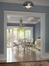 dijejau poage construction dining room light gray blue walls