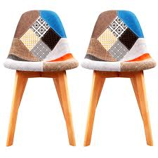 Patch Replica Eames Upholstered Dining Chairs (Set Of 2) Fairglen Wood Arm Modern Rocking Chair Beige Project 62 This Little Miggy Stayed Home Nursery Inspiration 9 Best Glider Rockers 2019 The Strategist New York Magazine Vieques Armchair Rar Molded Black Plastic With Steel Eiffel Legs Ims New Supreme Flat Fiberglass Side Baxton Studio Yashiya Midcentury Retro Grey Fabric Upholstered Adding Comfort To A Wooden Part One Sewing Eames Rocker Lounge