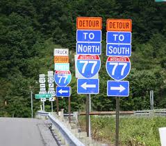100 Ta Truck Stop Wytheville Va Highway Officials Confirm That Interstate 77 Detour Has Ended News