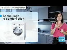 choisir un bon seche linge bien choisir mon sèche linge evacuation ou condensation
