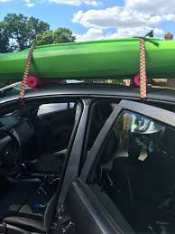 100 Kayak Carrier For Truck DIY Kayak Carrier With Pool Noodles Kayak Kayakcarrier Kayaking