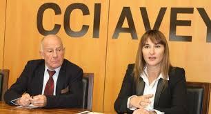 chambre de commerce rodez cci fontanié nouvelle directrice générale 30 09 2015