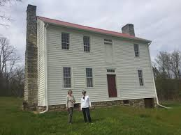 100 Preston House Restoration Of Robert At Walnut Grove Community
