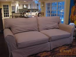 furniture rug slip cover couch rowe nantucket sofa rowe