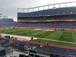 Sports Authority Field Section 120 RateYourSeats