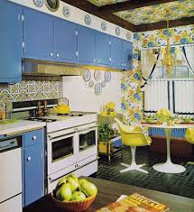 Early 1970s Kitchen Design Give Me A Home Pinterest 1970 S Retro