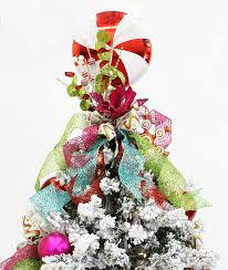 Vickerman Christmas Tree Topper by Theme Show Me Decorating