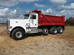 100 Peterbilt Tri Axle Dump Trucks For Sale Deanco Auctions