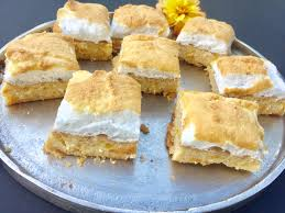 paleo vanille baiserschnitten glutenfreiesleben