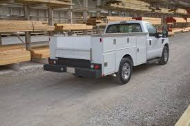 100 Aluminum Truck Bodies SBA Beds For Sale Steel Frame CM Beds