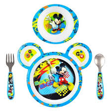 Mickey Mouse Bathroom Set Target by The First Years Disney Baby Mickey Mouse 4 Piece Feeding Set Target