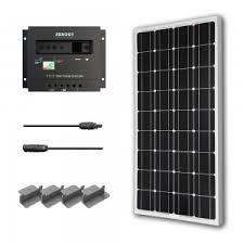RV Solar Panel Kit