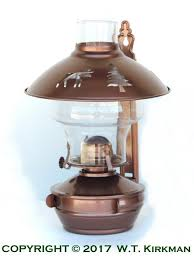 Lamplight Farms Oil Lamp by W T Kirkman Oil And Electric Lanterns