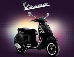 New Vespa LX 125