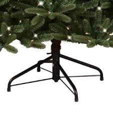 Frasier Christmas Tree Cutting by 7 5 U0027 Pre Lit Just Cut Medium Frasier Fir Tree U2014sears