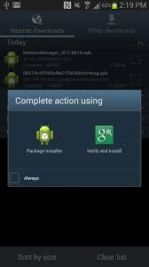 How to Control the Auto Rotate Settings for Apps Individually on