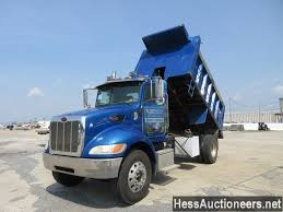 100 Single Axle Dump Trucks For Sale USED 2005 PETERBILT 335 TA STEEL DUMP TRUCK FOR SALE IN PA 25270