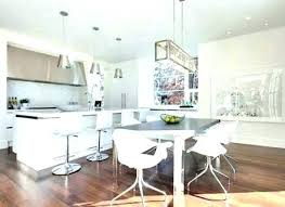 Kitchen Table Pendant Lighting Lights Over Dining Room 3 Eating Area