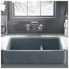 Kohler Whitehaven Sink Home Depot by Kohler Whitehaven 30 Inch Sink Cast Iron Kitchens Pinterest