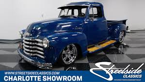 1952 Chevrolet 3100   Streetside Classics - The Nation's Trusted ... Lenny Giambalvos 1952 Chevy Truck Is Built Around Family Values Dick Smith Chevrolet In Moncks Corner Serving Summerville And 2003 Silverado Ls Black 4x4 Z71 Sale Chevygmc Pickup Brothers Classic Parts 2 Ton Flatbed Completely Res 1992 29900 By Streetroddingcom 3100 Gateway Cars Hemmings Find Of The Day Ford F1 Pickup Daily Customer Gallery 1947 To 1955 1941 Coe Top Car Reviews 2019 20