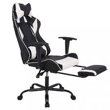 PC Gaming Chair Ergonomic Office Chair Desk Chair PU Leather ... 5 Best Gaming Chairs For The Serious Gamer Desino Chair Racing Style Home Office Ergonomic Swivel Rolling Computer With Headrest And Adjustable Lumbar Support White Bestmassage Pc Desk Arms Modern For Back Pain 360 Degree Rotation Wheels Height Recliner Budget Rlgear Every Shop Here Details About Seat High Pu Leather Designs Protector Viscologic Liberty Eertainment Video Game Backrest Adjustment Pillows Ewin Flash Xl Size Series Secretlab Are Rolling Out Their 20 Gaming Chairs