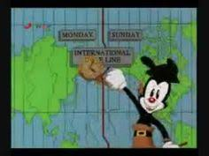 Animaniacs Hooked On A Ceiling Episode by Animaniacs Episode Hooked On A Ceiling Entertainment Pinterest