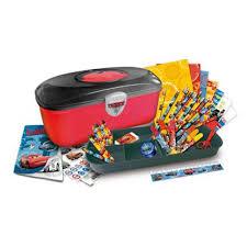 Boîte à outils Cars Coloriage et crayons La Grande Récré vente