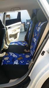 Hawaiian Semi-Custom Seat Covers | Custom Fit For Your Car