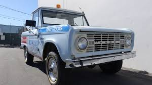 1966 Ford Bronco Service Pickup | T48 | Anaheim 2016 1969 Ford Bronco Half Cab Jared Letos Daily Driver Is A With Flames On It Spied 2019 Ranger And 20 Mule Questions Do You Still Check Trans Fluid With Truck In Year Make Model 196677 Hemmings 1966 Service Pickup T48 Anaheim 2016 Indy U101 Truck Gallery Us Mags 1978 Xlt Custom History Of The Bronco 1985 164 Scale Custom Lifted Ford