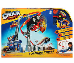 Tonka Chuck And Friends Twist Trax Tornado Tower Playset - Brands ... Hasbro Tonka Chuck Friends Racin The Dump Truck By 2 Tonka Maisto Mini Metal Diecast Chuck Friends Red Train Cheap And Find Deals On Playdoh Diggin Rigs N Grding Gravel Yard Classic Vehicle Rowdy The Garbage Truck And Rumblin Talking Dump Similar Items Wheel Pals Lot Of 3 Sheriff Car Fire Adventures Of Games Richfailoobmennik Interactive Playskool Windup Boomer Trucks Engine Friends With