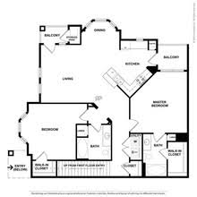Elon University Housing Floor Plans by University Center Apartments By Cortland Rentals Charlotte Nc