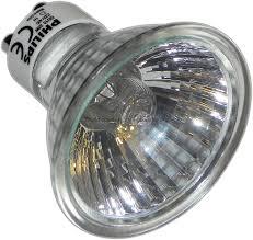 philips halogen light bulb 35w gu10 40deg 2800k olino