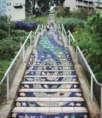 16th Avenue Tiled Steps In San Francisco by Best 25 Moraga California Ideas On Pinterest In San Francisco