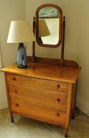 Vintage Tiger Oak Dresser by Furniture Antique Price Guide