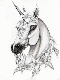 Realistic Unicorn Coloring Pages Many Interesting Cliparts