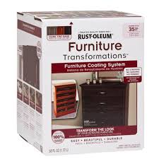 Rustoleum Cabinet Refinishing Kit From Home Depot by Rust Oleum Transformations Furniture Transformations Kit 266043