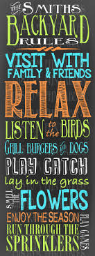 DIY Backyard Rules Chalkboard Style - Print This Right From Home ... Canvas Backyard And Signs Pics On Remarkable Custom Outdoor Personalized Patio Goods Pool Oasis Sign Yard Beach Summer Pictures Garden Wooden Signage Pallet Plate Jimbo Le Simspon For Oldham Athletics Images Fabulous Bar Grill Proudly Serving Whatever Welcome To Our Paradise Designs Hand Painted 25 Unique Signs Ideas On Pinterest Swimming Pool Colorful Made Wood Ab Chalkdesigns Photo With Mesmerizing Rules