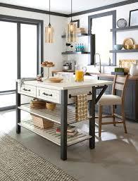 Trisha Yearwood Coming Home 3 Piece Kitchen Island Dining Room Set GPD523