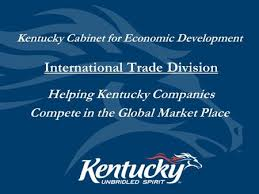 kentucky cabinet for economic development kentucky department of agriculture international marketing