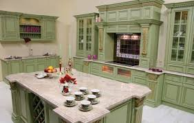 Image Of Shabby Chic Kitchen Cabinets Idea