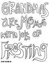 Mothers Day Coloring Pages From Doodle Art Alley
