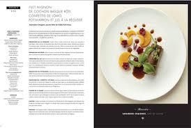 recette de cuisine professionnel le grand cours de cuisine ferrandi