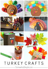 Construction Paper Turkeys Are Fun And Easy Thanksgiving Crafts For
