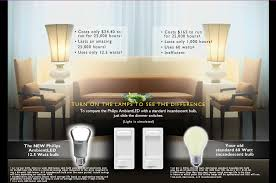 philips enduraled 12 5w a19 dimmable light bulb equivalent to a 60